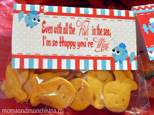 Valentine's Day Party for Kids - Favor Crackers