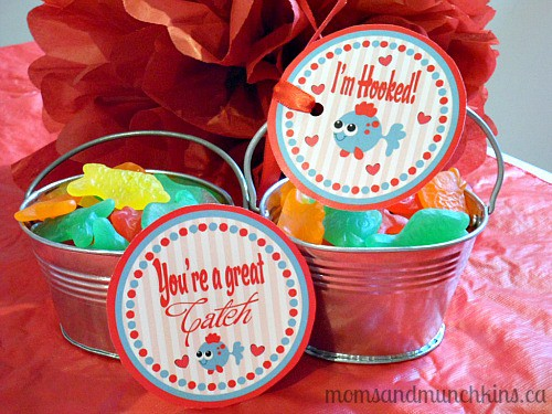 Valentine's Day Party for Kids - Favor