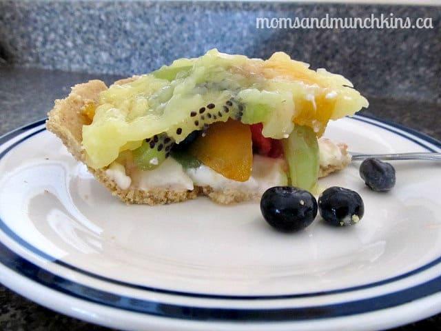 Healthy Family Recipes - Fruit Pie