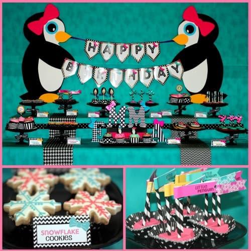 Mimi's Dollhouse Penguin