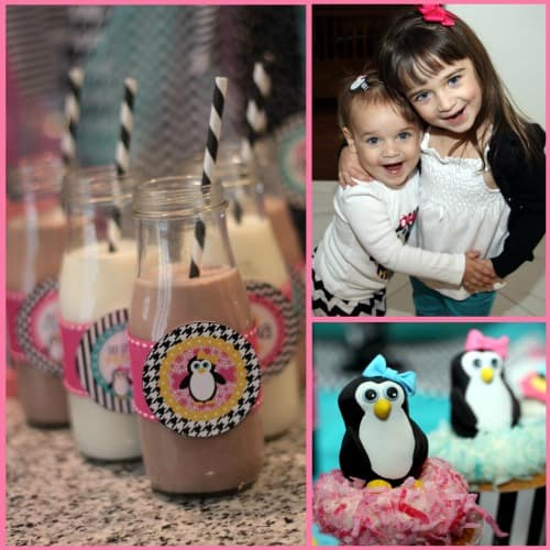 Mimi's Dollhouse Penguin Party