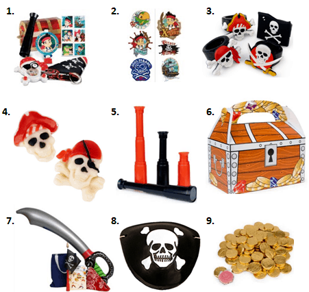 Jake And The Never Land Pirates Party Ideas Moms Munchkins