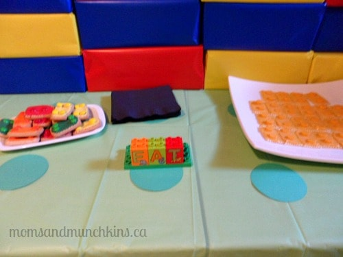 LEGO DUPLO Party Food