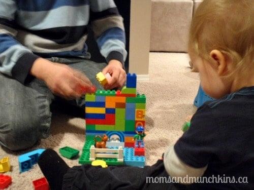 LEGO DUPLO Party Family Fun