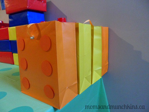 LEGO DUPLO Party Treat Bags