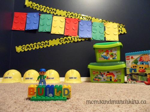 LEGO DUPLO Party Building
