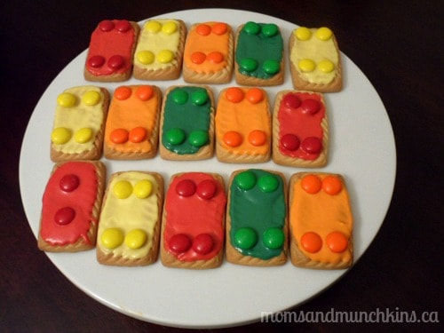 LEGO DUPLO Party Cookies