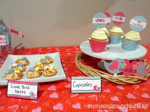 Valentine's Day Party Ideas - Snacks