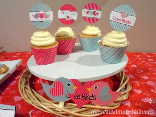 Valentine's Day Party Ideas - Decor