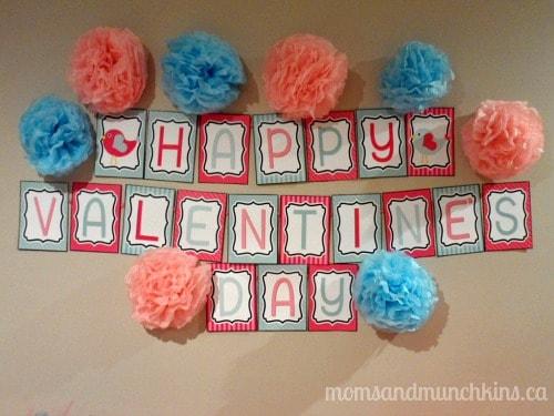 Valentine's Day Party Ideas - banner