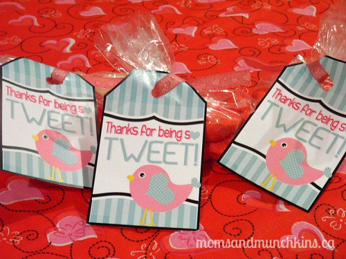 Valentine's Day Party Ideas - Favors