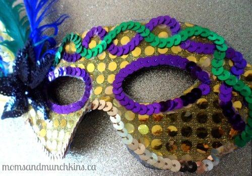 Masquerade Ball Dance Party