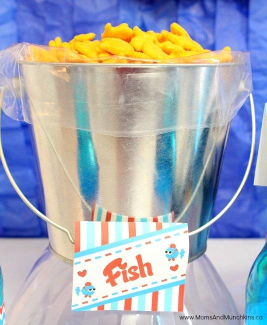 o-FISH-al Valentine's Party For Kids