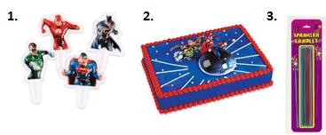 Superhero Party Cake Ideas