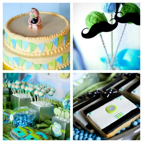 Deliciously Darling Events Baby Shower