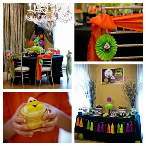 Deliciously Darling Events Halloween