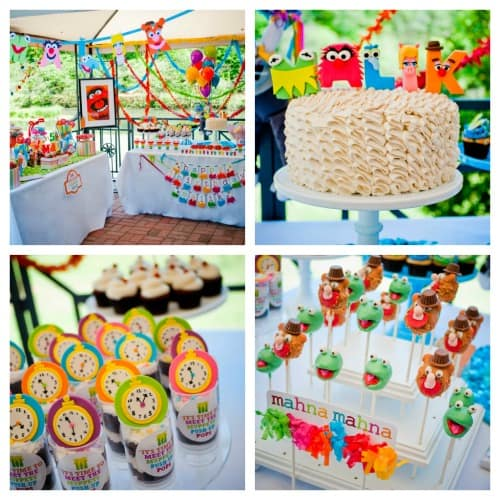 Deliciously Darling Events Muppets