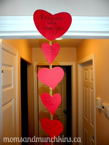 Spun Glass Heart Dangle With Mom Easy Diy Valentines Day Gifts