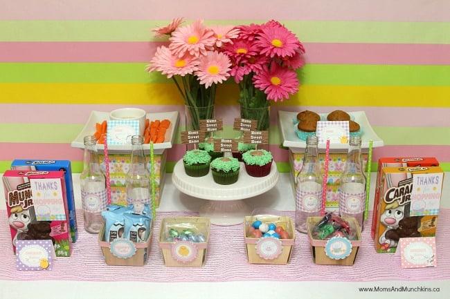 Hoppy Easter Party Ideas