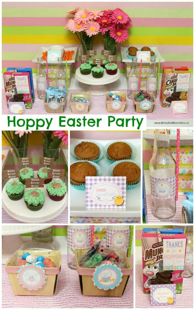 Hoppy Easter Party Ideas