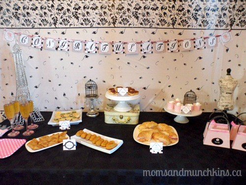 paris-full Cute Baby Shower Appetizers