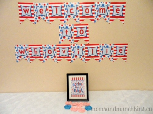 dr seuss baby shower games