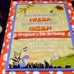Swamp Party Ideas for Kids