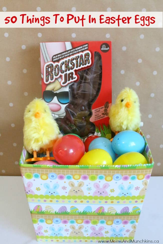 Ideas to put in easter eggs for a man sex amateur cam for What to put in easter eggs for adults