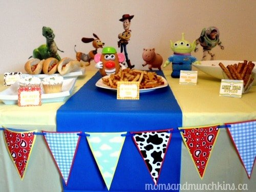 Toy Story Party Food Ideas