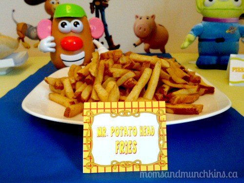 Toy Story Party Ideas With The Movie Premiere On Disney