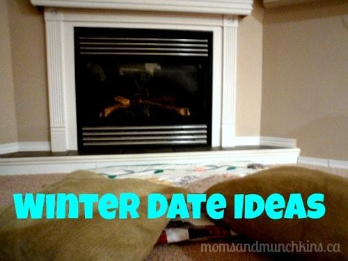 Indoor date ideas