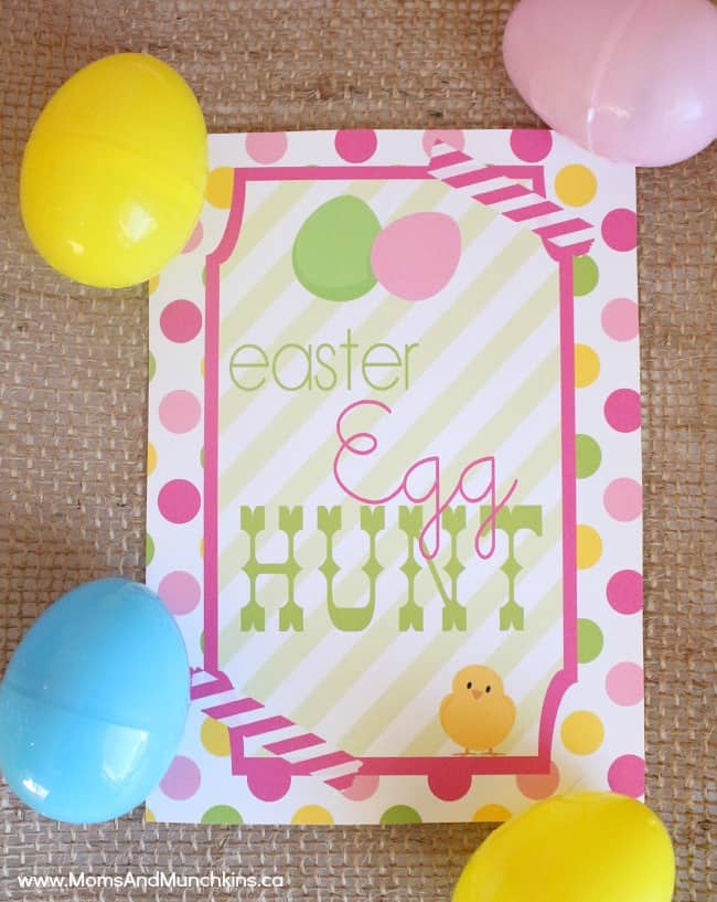 Cute Chick Easter Party Ideas