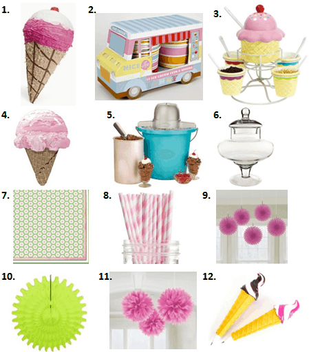 Cravings Baby Shower Affiliate