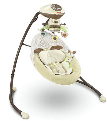 Fisher-Price Favourites in Baby Gear