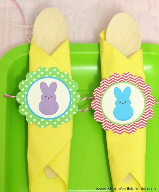 PEEPS Easter Party Ideas