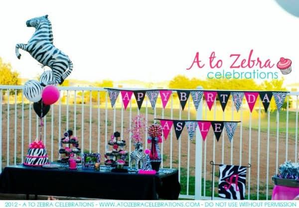 A to Zebra Celebrations