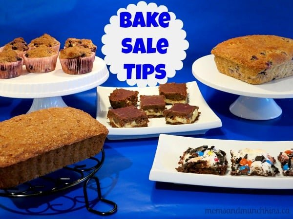 bake sale ideas tips