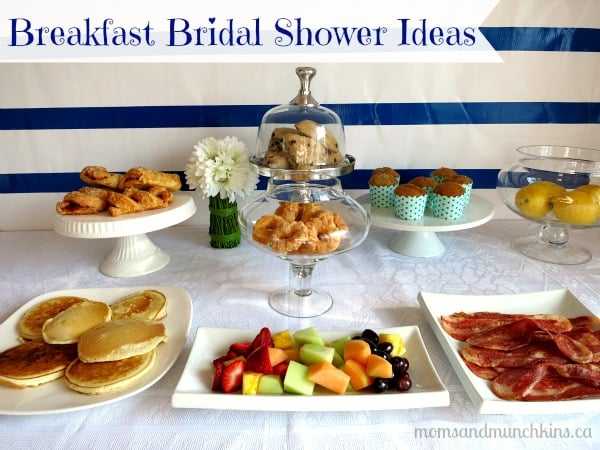 Breakfast Bridal Shower