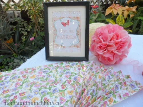 Shabby Chic Garden Party