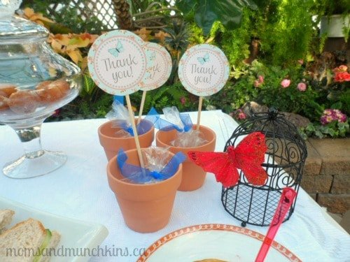 Shabby Chic Garden Party Ideas Moms Amp Munchkins