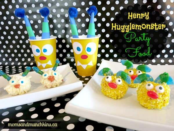 Henry Hugglemonster Premiere - Disney Family Fun