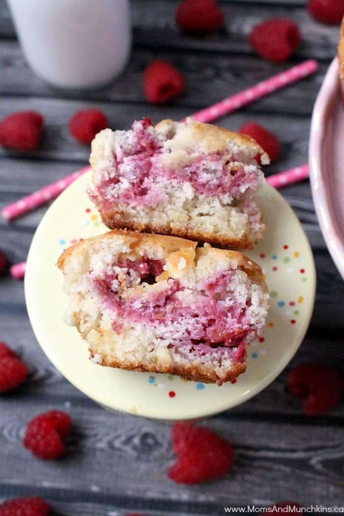 recipe: bisquick white chocolate raspberry muffins [4]
