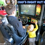 Dad's Night Out Ideas