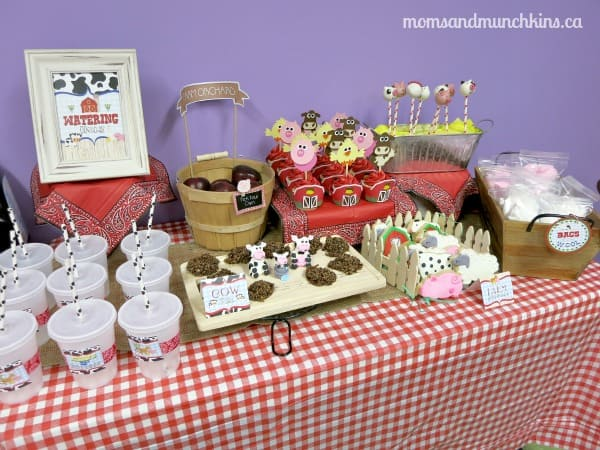 Party Themes for Kids and Teens Moms Munchkins