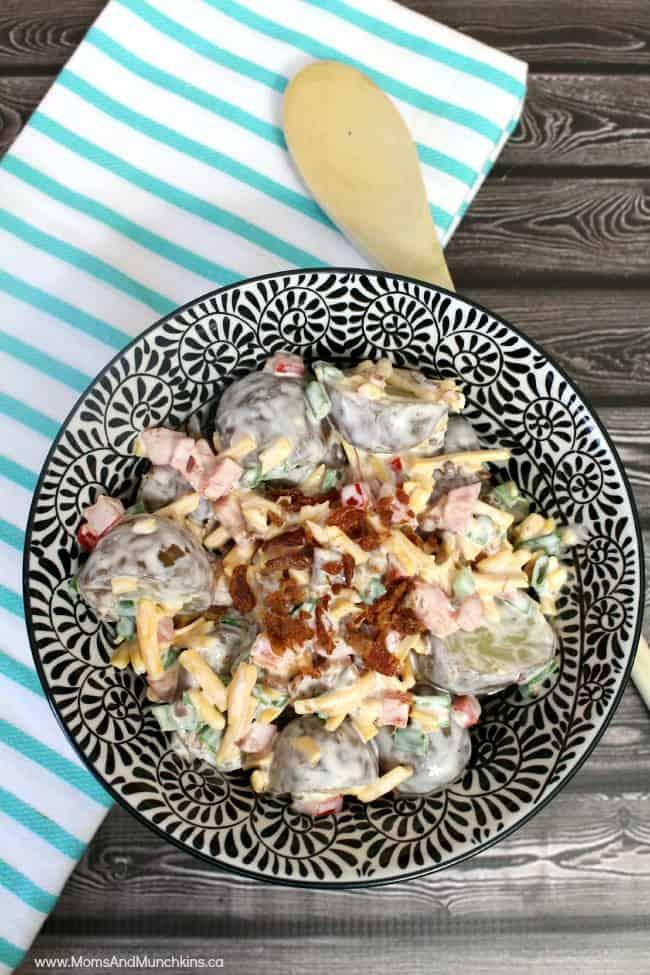 Loaded Potato Salad - Potato Salad Recipes