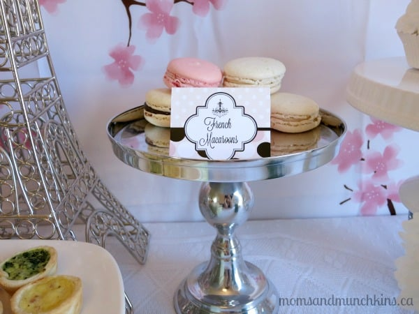 Paris Bridal Shower