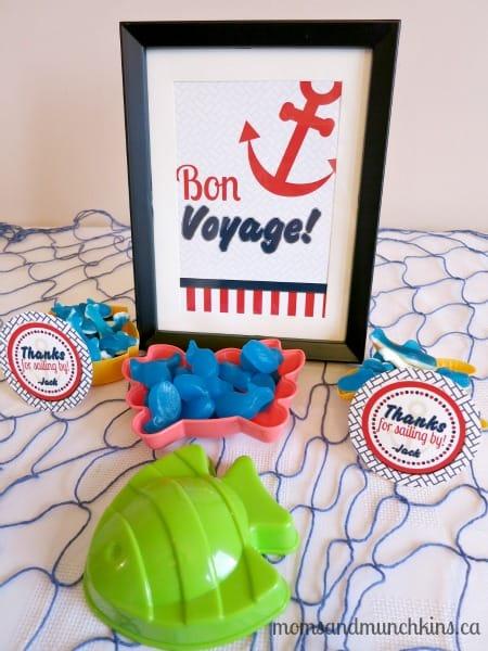 Sailor Party Ideas