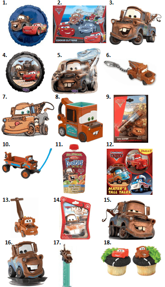 Mater Birthday
