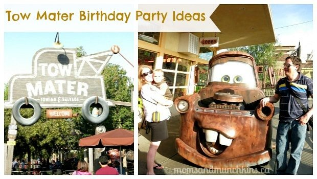 Mater Birthday Party