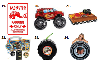 Monster Truck Birthday Affiliate